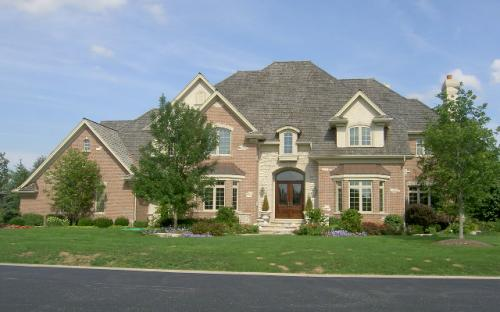 Custom Built Home in Long Grove, IL