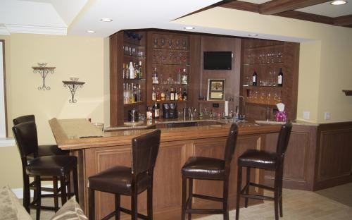 Custom Bar and Cabinets, Mchenry IL