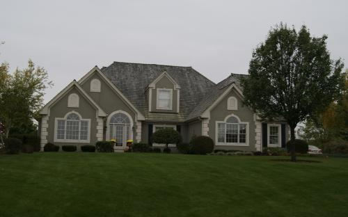 Custom Home Bull Valley Country CLub Woodstock, IL