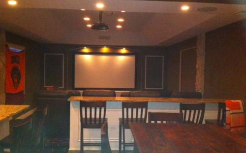 9' projection Screen, Palatine IL