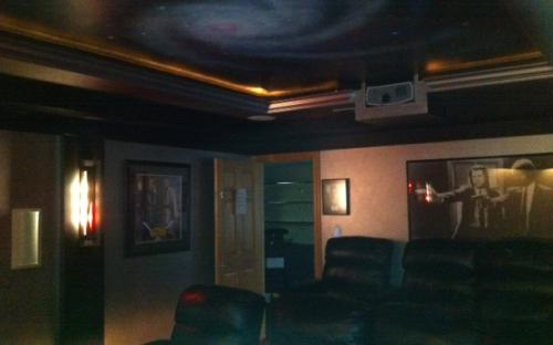 Space Theme Movie Theater McHenry IL